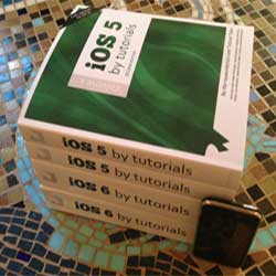 Giveaway Results: iOS 5 and iOS 6 by Tutorials Print Version