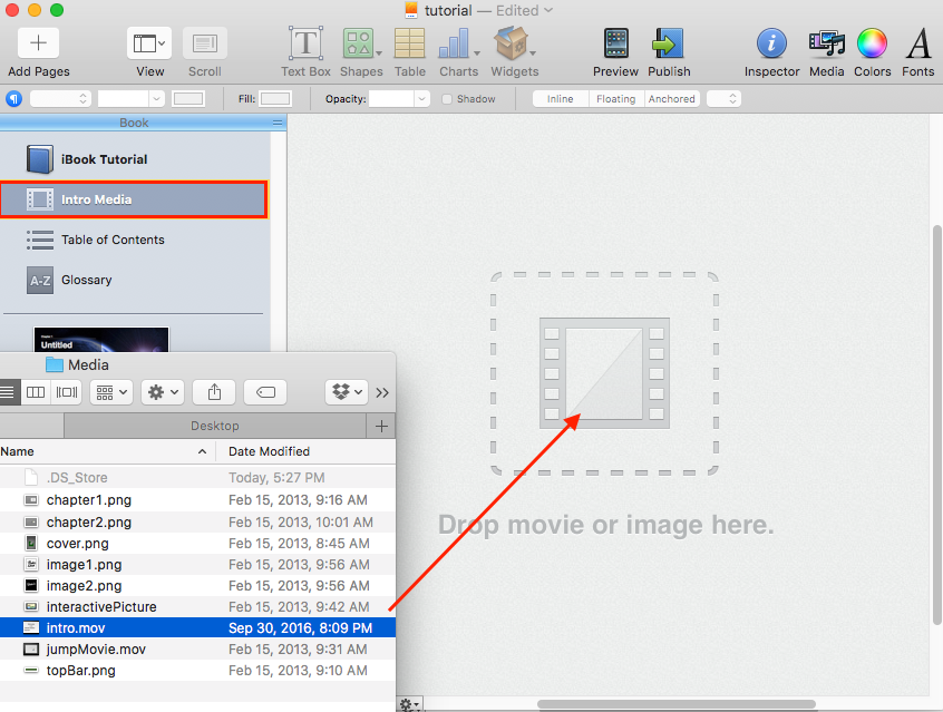c31b5b02f3077 How To Make an eBook with iBooks Author Tutorial