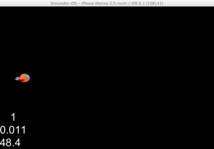 Space-Flier-Xcode