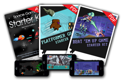 New game starter kits now available!