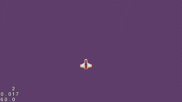 Non-rotating ship