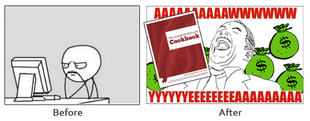 Improve your coding life with the raywenderlich.com Cookbook!