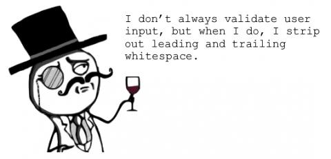 regex-whitespace