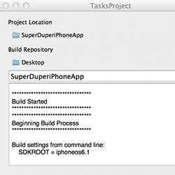 NSTask Tutorial for Mac OS X