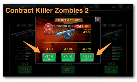 Contract Killer Zombies 2 Opt.