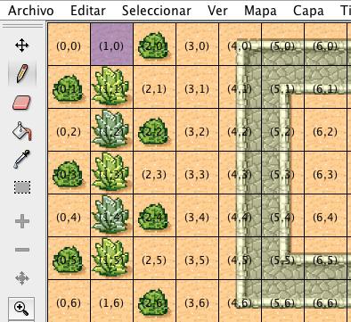 Tiled java Coordinates