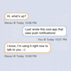 Apple Push Notification Services in iOS 6 Tutorial: Part 2/2