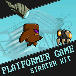 Platformer Game Starter Kit Update Now Available!