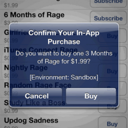 In-App Purchases: Non-Renewing Subscription Tutorial