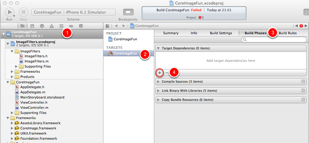 Creating a Static Library in iOS Tutorial | raywenderlich com
