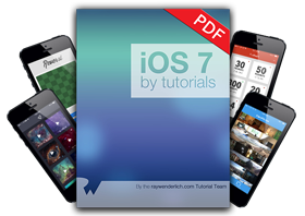 iOS 7 by Tutorials!