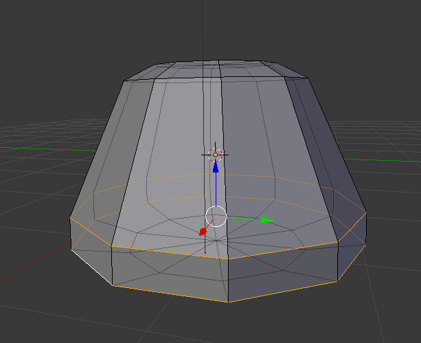Blender scale