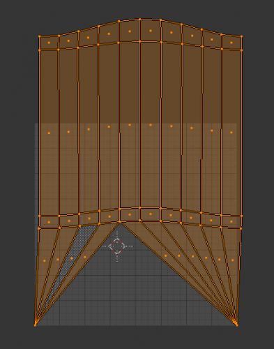 Blender uv mesh