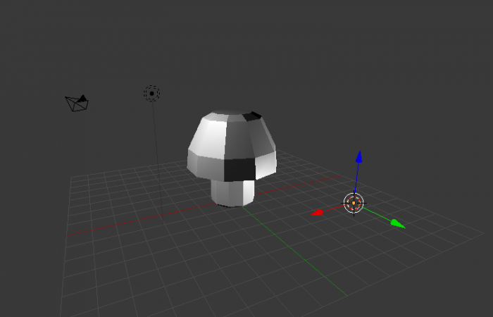 Blender add lamps