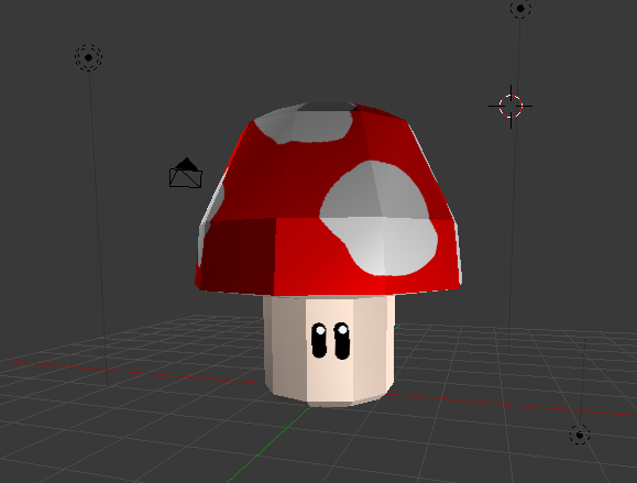 Blender Tutorial for Beginners: How To Make A Mushroom