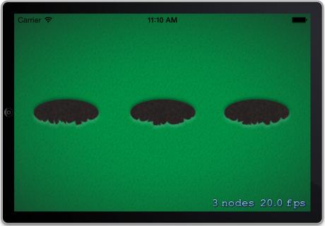 Mole Background