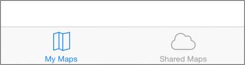 New tab icons