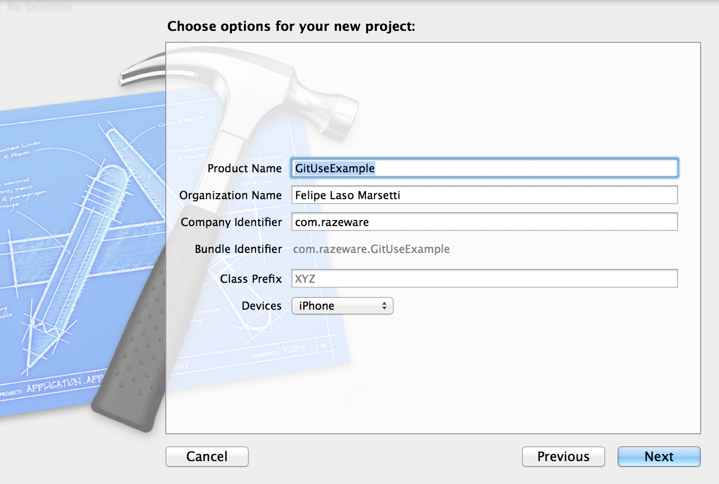 How To Use Git Source Control with Xcode in iOS 7
