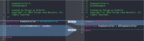 Git Modifications