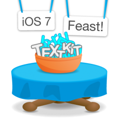 Text Kit Tutorial