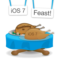 Learn how to update your app for iOS 7