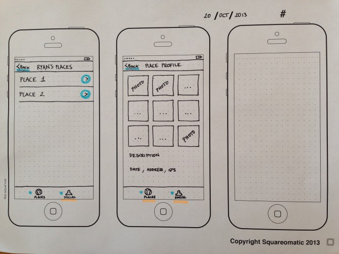 App mockup tools reviews part 1 for Blueprint sketch app