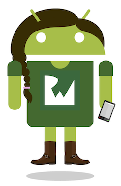 Free android robot icon packages