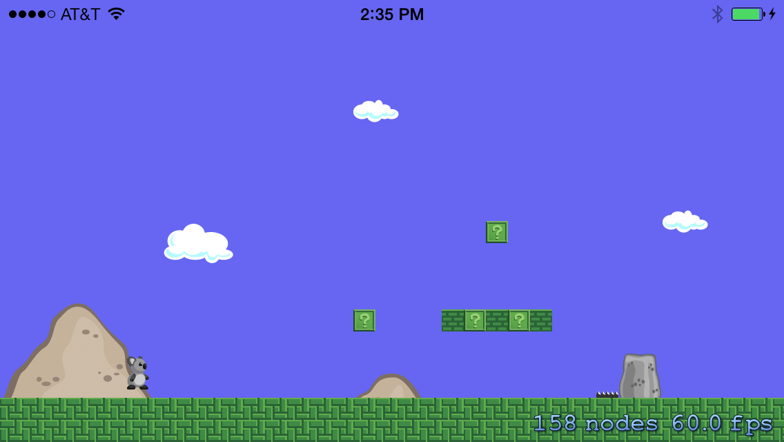 Sprite Kit Tutorial: How to Make a Platform Game Like Super Mario