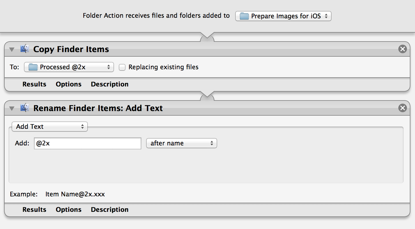 Automator for Mac OS X: Tutorial and Examples | raywenderlich com