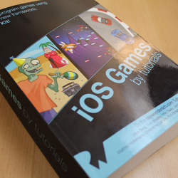 iOS Games by Tutorials Print Version Now Available!