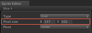 slice grid size settings
