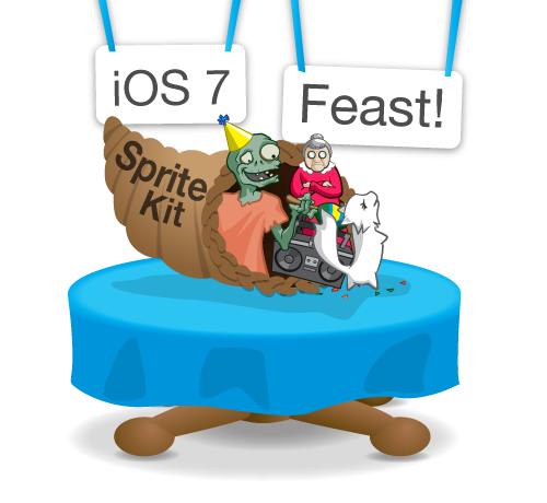 iOS 7 Sprite Kit Tutorial