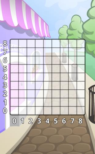2D grid
