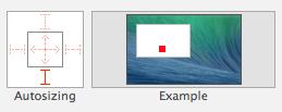Autosizing shuffle button
