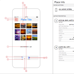 check out the best app mockup tools - Omnigraffle App