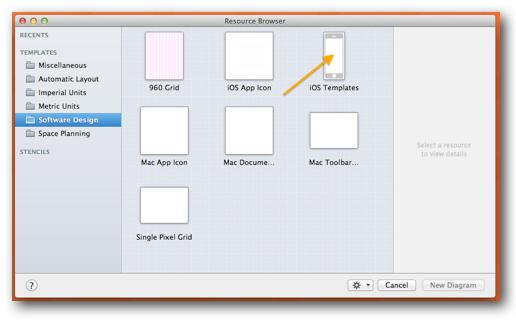 App Mockup Tools Reviews Part 2: Briefs, OmniGraffle, and