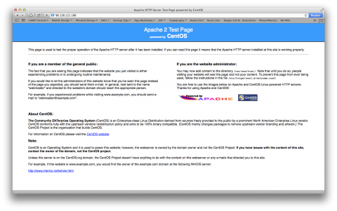 "<pre lang=""html"">sudo yum install httpd</pre>"