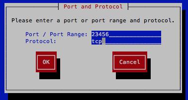 Linode_port_forward