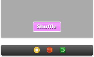 Shuffle button storyboard