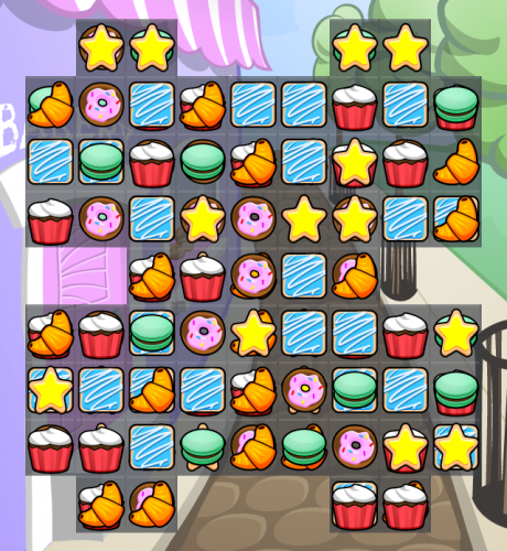 Too many cookies