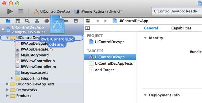 ios_framework_import_library_into_dev_app