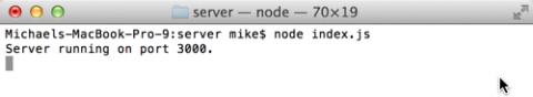 node_server