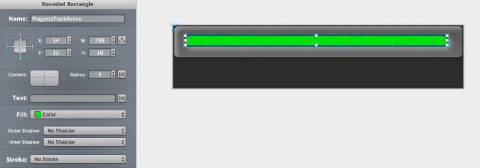 PaintCode Tutorial: Custom Progress Bar | raywenderlich com