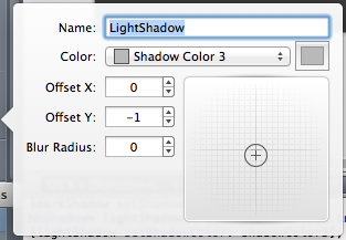 PaintCode inner shadow