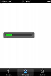 Progress bar first run
