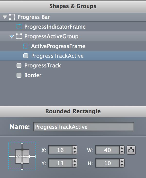 PaintCode Tutorial: Custom Progress Bar   raywenderlich com