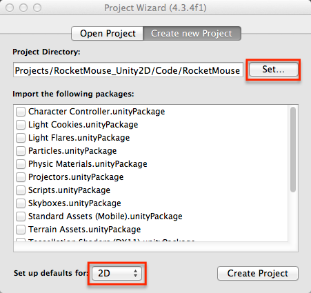 rocket_mouse_unity_03_project_wizard
