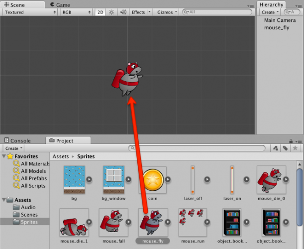 rocket_mouse_unity_13_add_mouse_go