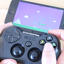 Learn how to add hardware game controller support into your iOS games!