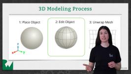 Beginning Blender: Editing an Object